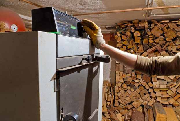 Chaudières à bois pour logement collectif